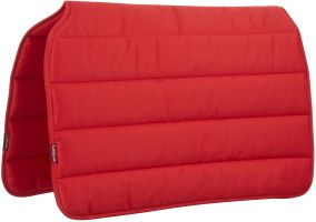 LeMieux ProSport Grafter Pad Saddle Pad Real Red