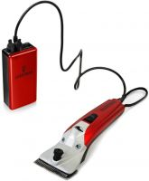 Liveryman Black Beauty Clipper With Battery Pack