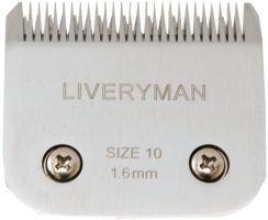 Liveryman Harmony Cutter & Comb Blade Narrow 10 1.6mm