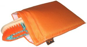 Moorland Rider Grooming Brush Wash Bag