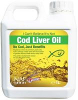 NAF I Can't Believe Its Not Cod Liver Oil