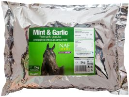NAF Mint & Garlic Supplement 2kg