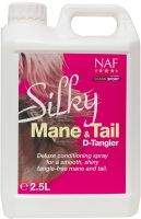 NAF Silky Mane & Tail Refill 2.5 Litre