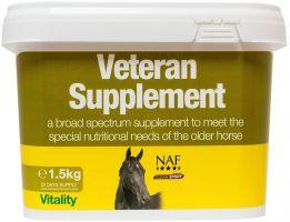 NAF Veteran Supplement