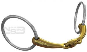 Neue Schule Team Up Loose Ring 16mm Mouth 70mm Ring