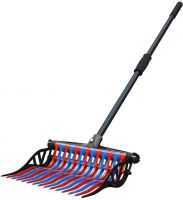 Noble Outfitters Wave Fork Red Royal Blue