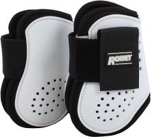 Roma Fetlock Vent Boot White