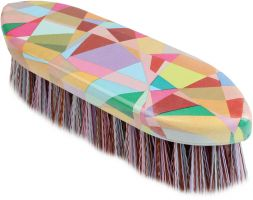 Roma Pattern Dandy Brush Rainbow Retro