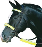 Roma Reflective Bridle Kit Yellow
