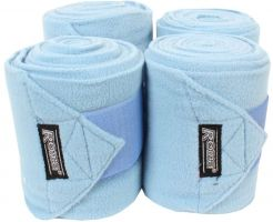 Roma Thick Polo Bandages Baby Blue