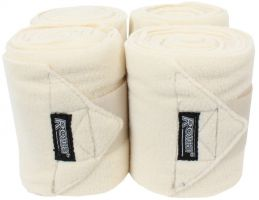 Roma Thick Polo Bandages Vanilla