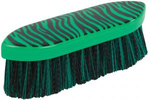 Roma Zebra Dandy Brush Green