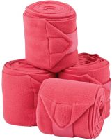 Saxon Co-ordinate Fleece Bandages Pink