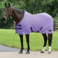 Saxon Element Net Standard Neck Cooler Purple/Navy