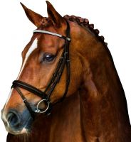 Schockemohle Falsterbo Bridle Antique Brown