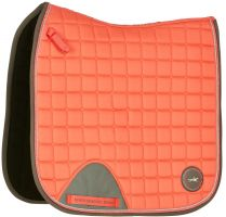 Schockemohle Power Pad Dressage Saddle Pad Mandarine