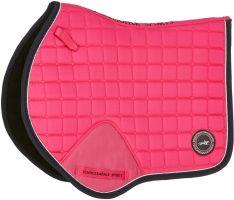 Schockemohle Power Pad Jump Saddle Pad Hot Pink
