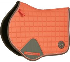 Schockemohle Power Pad Jump Saddle Pad Mandarine
