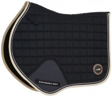 Schockemohle Power Pad Jump Saddle Pad Ocean