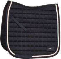 Schockemohle Spirit Pro Dressage Saddle Pad Blue Nights