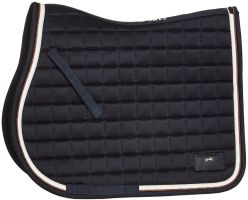 Schockemohle Spirit Pro Show Jumping Saddle Pad Blue Nights