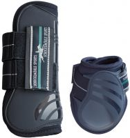 Schockemohle Tendon Boots Dark Navy