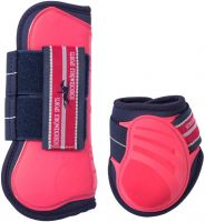 Schockemohle Tendon Fetlock Boots Set Strawberry