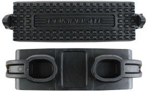 Shires Adults Compositi Premium Profile Treads Black