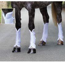 Shires Airflow Turnout Socks White