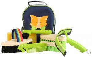 Shires Ezi-Groom Character Groom Kit Fox