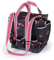 Shires Grooming Kit Bag Flamingo