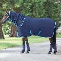 Shires Jersey Cooler Combo Navy/Blue