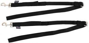 Shires Nylon Web Side Reins Black