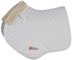 Shires Performance SupaFleece Jump Saddle Pad Natural