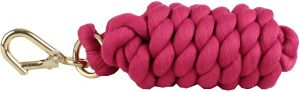 Shires Plain Leadrope Fuchsia