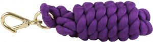 Shires Plain Leadrope Purple