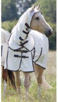 Shires Sweet-Itch Combo Rug White