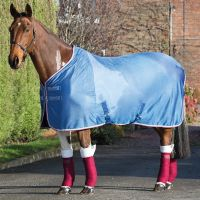 Shires Tempest Original Mesh Cooler Royal Blue/Pink/Grey