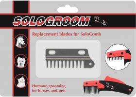 SoloGroom SoloComb Replacement Blades