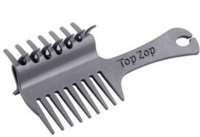 Top Zop Plaiting Tool Grey
