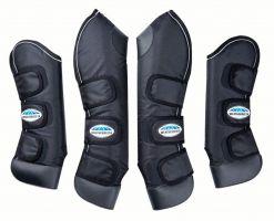 WeatherBeeta Deluxe Travel Boots Black