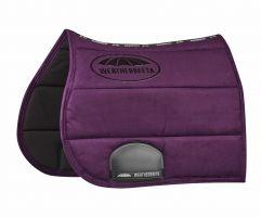WeatherBeeta Elite All Purpose Saddle Pad Purple Penant