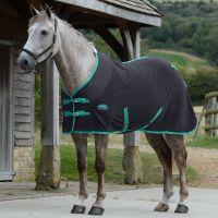 WeatherBeeta Fleece Standard Neck Cooler Black/Green