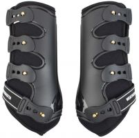 WeatherBeeta Hard Shell Dressage Boots Black