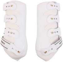WeatherBeeta Hard Shell Dressage Boots White