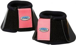 WeatherBeeta Impact Bell Boots Black/Paradise Pink