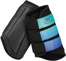 WeatherBeeta Ombre Single Lock Brushing Boots Ocean Breeze