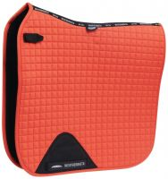 WeatherBeeta Prime Dressage Saddle Pad Flame