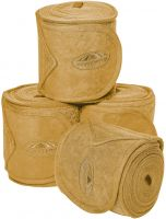 WeatherBeeta Prime Fleece Bandages Mustard
