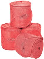 WeatherBeeta Prime Fleece Bandages Paradise Pink